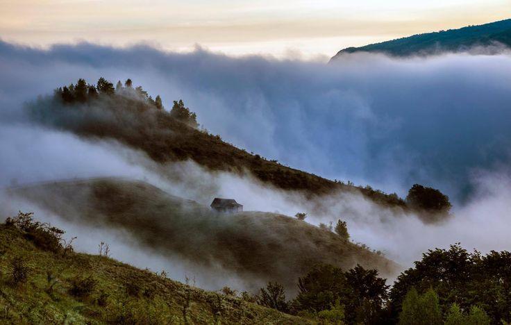 Tărâm de basm în Munții Apuseni