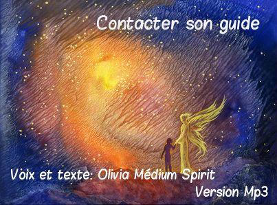 Méditation guidée pour contacter son guide, son être de lumière. élever sa vibration. Audio en téléchargement