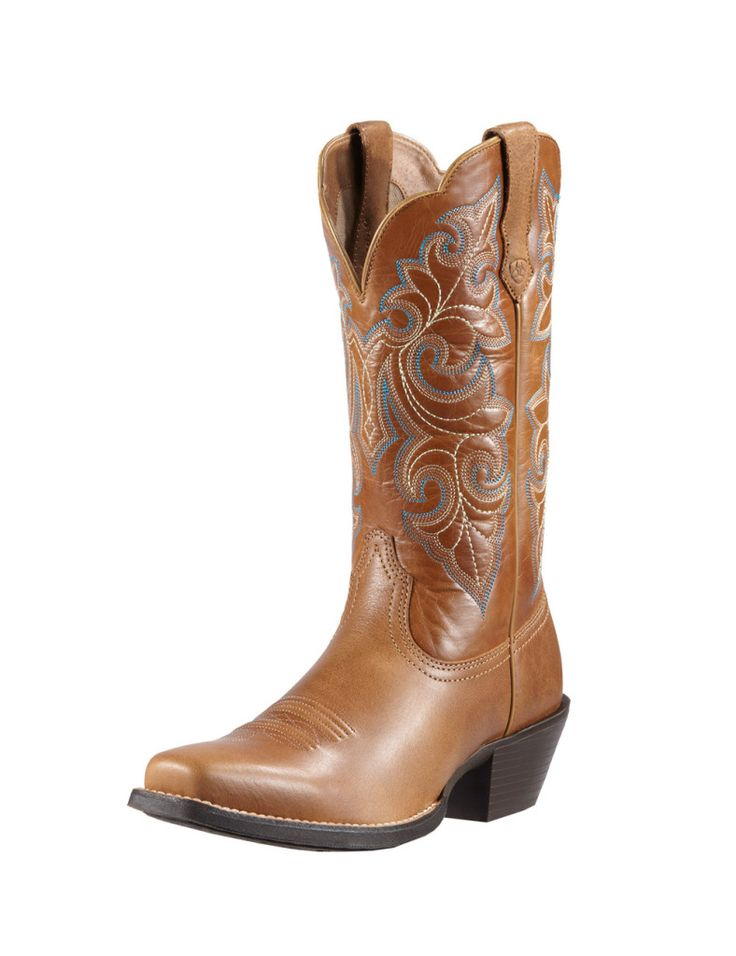 Ariat | Round Up Square Toe Womens