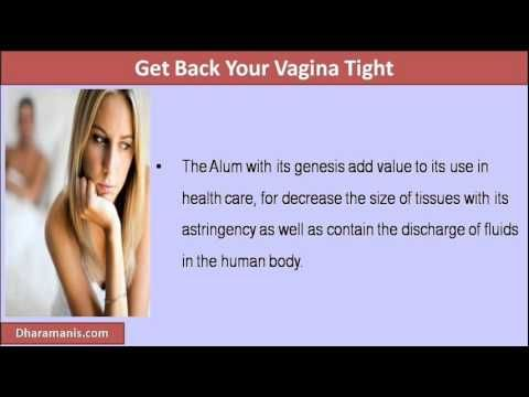 This video describe about natural ways to get back your vagina tight.