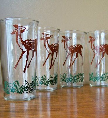 Deer glasses