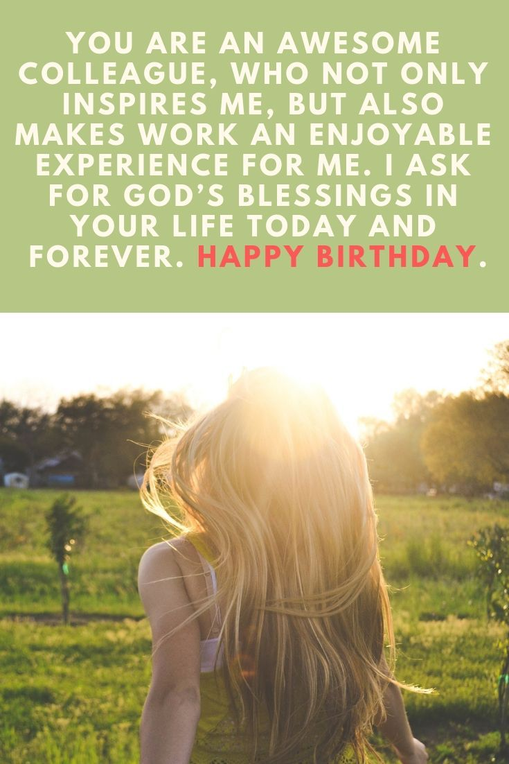 Birthday Wishes For Co Worker Long Distance Relationship Love Advice What Is Love