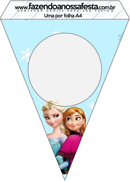 Karlar Ülkesi ( Frozen ) Ücretsiz Doğum Günü Parti Seti - Neşeli Süs Evim - Ücretsiz Doğum Günü Süsleri