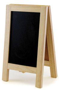 Chalkboard & Cork Easel - MultiCraft
