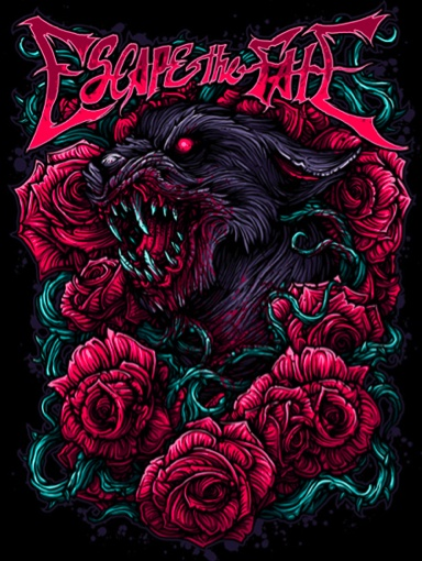 Escape the Fate<3 love escape the fate