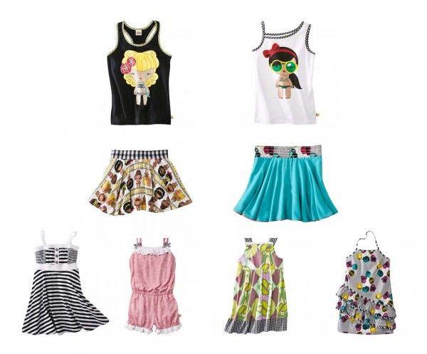 Harajuku Mini For Target ~ Summer Styling With Gwen Stefani | Child Mode