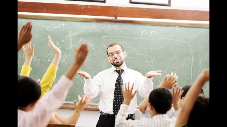 Учитель преподал детям важный урок... Правильная мотивация!