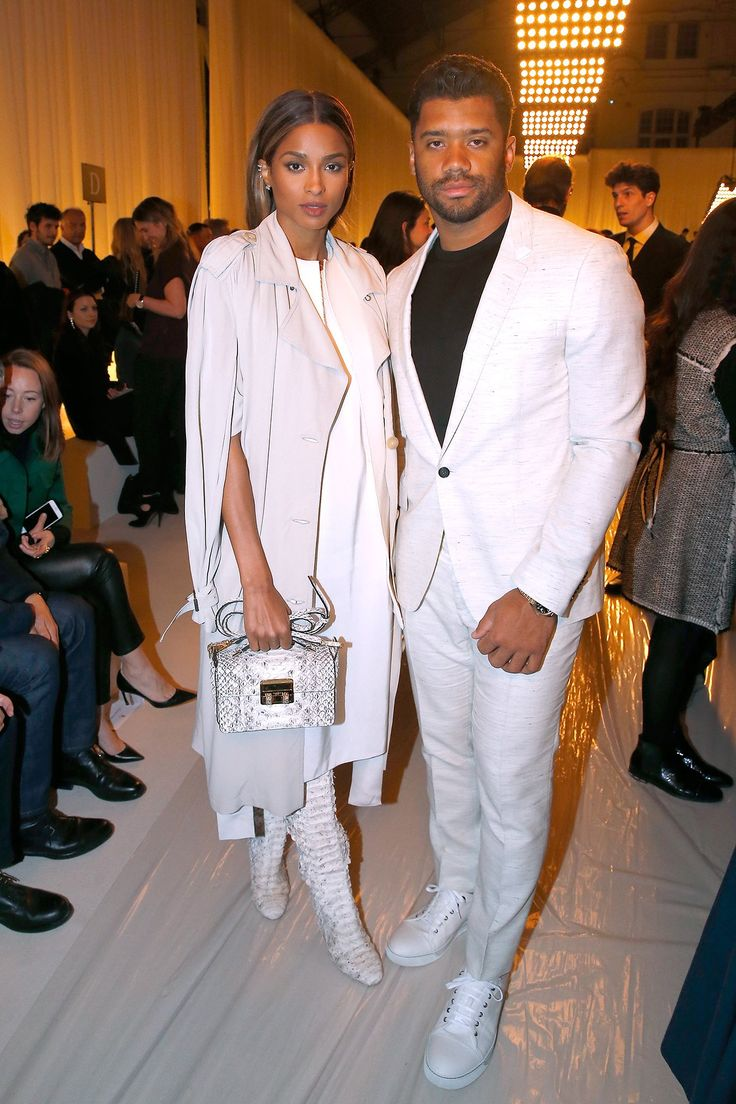 how did russell wilson and ciara meet