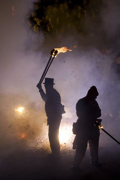 10 seriously dark images from Lewes Bonfire night.