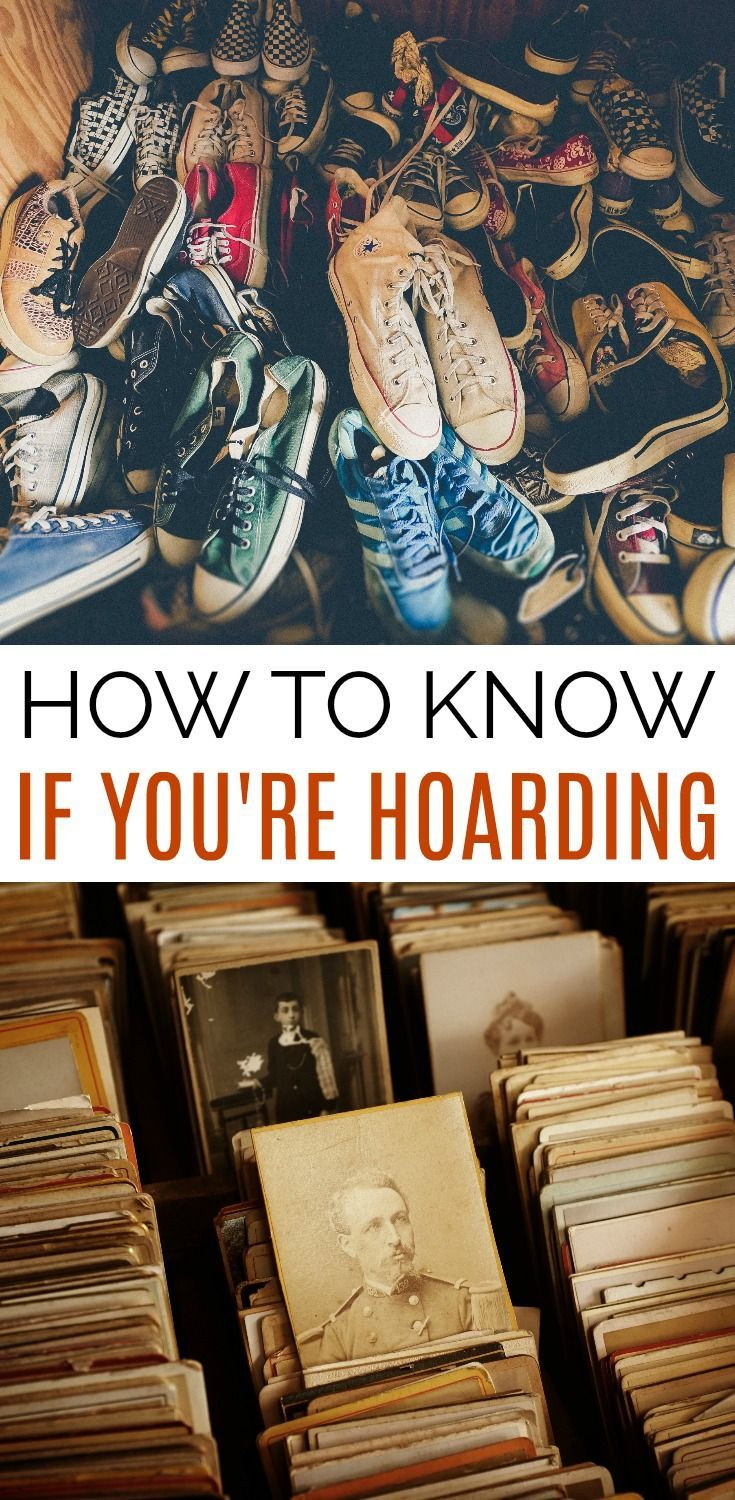 How to know if you're hoarding // Perfection Pending