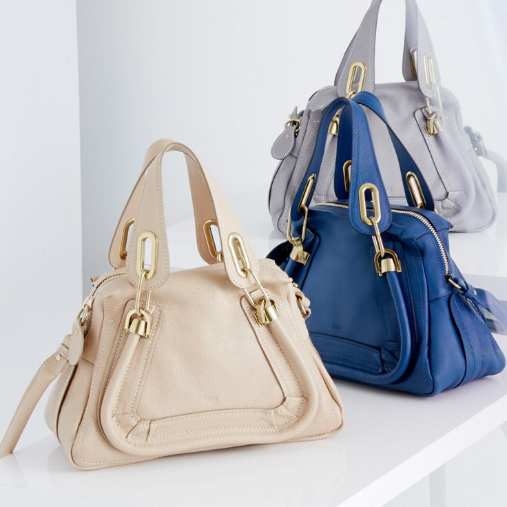 Put a Chloe bag (or three) in your closet.