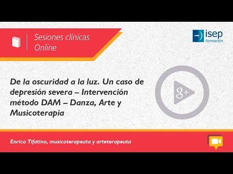 Un caso de depresión severa: intervención método DAM - YouTube