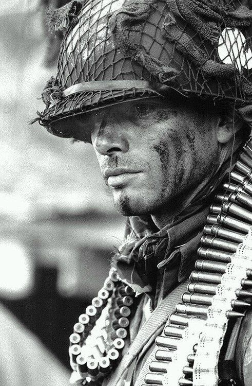 Ronald Speirs Matt Settle Band of Brothers