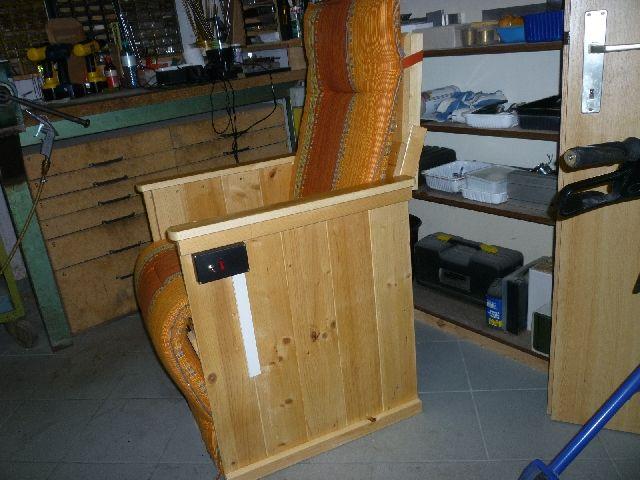 die besten 25 stuhl selber bauen ideen auf pinterest gartenm bel selber bauen gartenbank. Black Bedroom Furniture Sets. Home Design Ideas