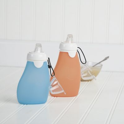 Sili Squeeze Reusable Baby Food Pouch