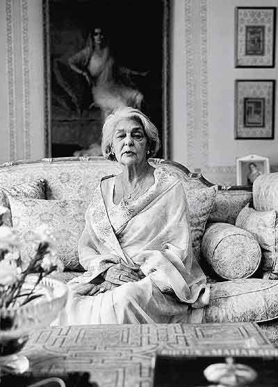 Maharani Gayatri Devi 1919 - 2009