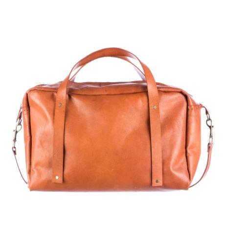 Weekender Bag – Tan from Ilundi Favourites - R1,499 (Save 0%)