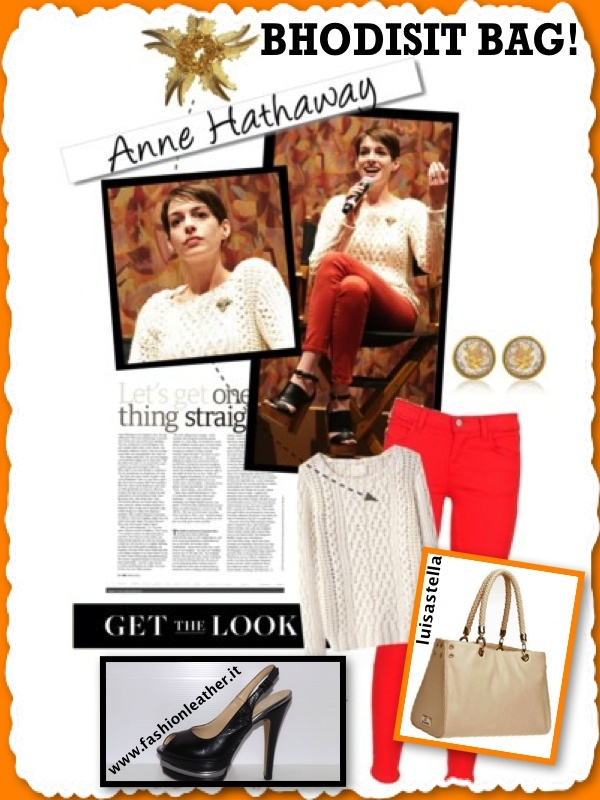 Anne Hathaway Style!