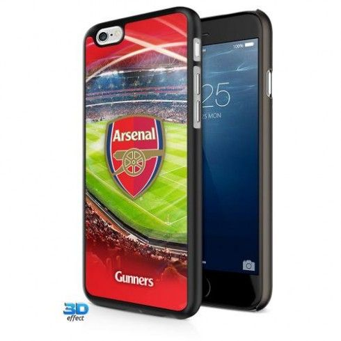 Arsenal F.C. iPhone 6 / 6S Hard Case 3D