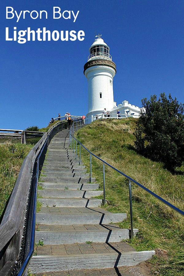 Doing the Byron Bay Lighthouse Walk - Australia