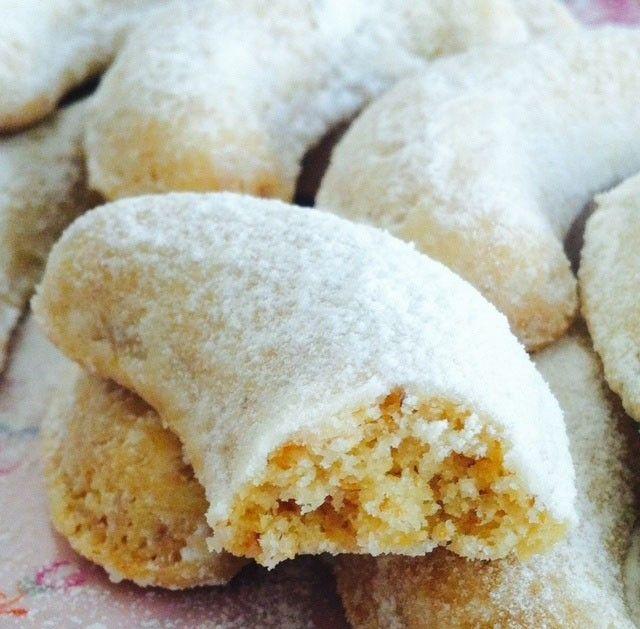 Každá hospodyňka má svůj oblíbený recept na vánoční cukroví, ale sem tam třeba vyzkoušet i něco jiného než tradiční.