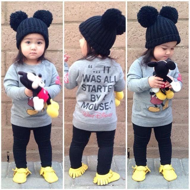 teehee cute Disney outfit