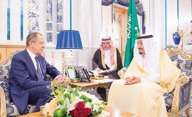 Saudi Arabia and Russia 'united on ending conflict in Syria'.Saudi Arabia and Russia agree on international principles that guarantee the sovereignty of Syria in accordance with international law and non-interference in the country's internal affairs, the Saudi Minister of Foreign Affairs, Adel Al-Jubeir, said on Sunday after a meeting with the Russian Foreign Minister Lavrov. After a meeting with King Salman, the Russian foreign minister expressed his satisfaction with the level of…