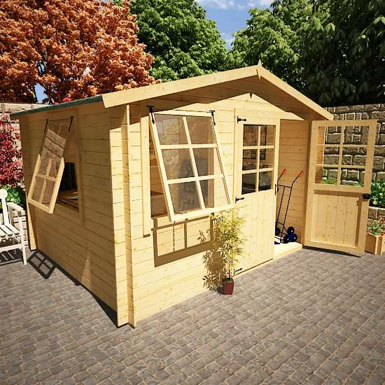 58 Best Images About Shed Plans Ideas On Pinterest Tool
