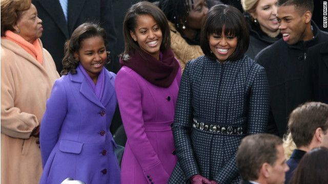 michelle obama sibling   Michelle Obama, daughters going skiing – CNN Political Ticker - CNN ...