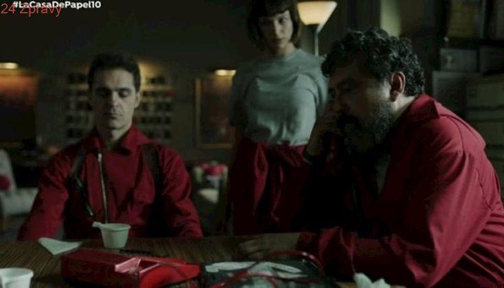 La Casa De Papel Season 2 Episode 1 HD -Watch full episode