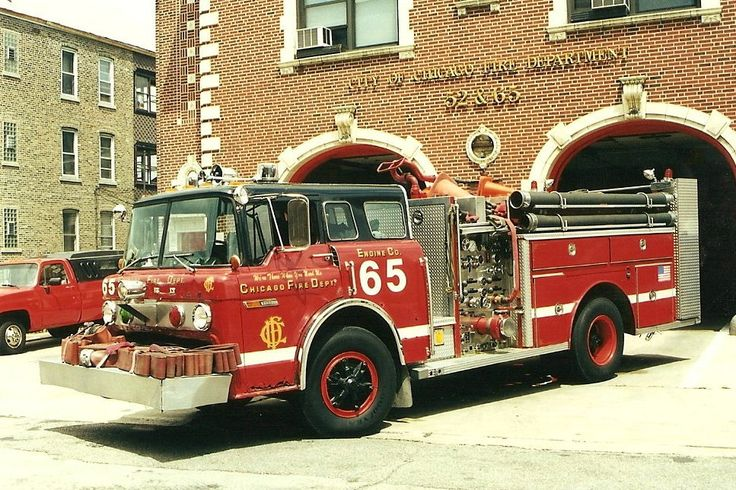 Chicago, IL Engine Companies smithbrothersfirephotos