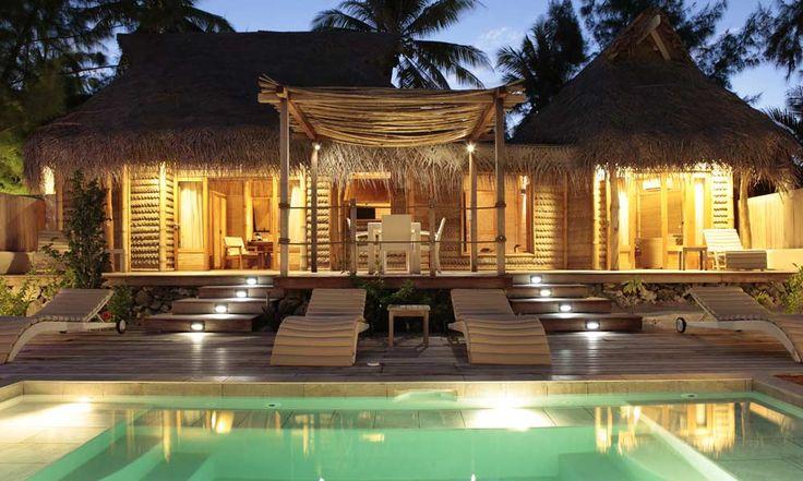 Tikehau Pearl Beach Resort, Beach Villa