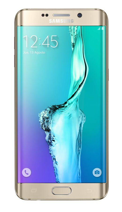 Móvil Samsung Galaxy S6 Edge Plus 32GB, dorado