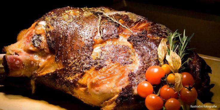 15kilová baked smoked ham for 8-12 friends