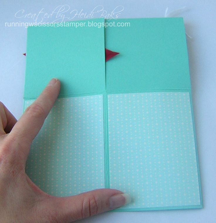 RunningwScissorsStamper: Pop-Up Card in a Box