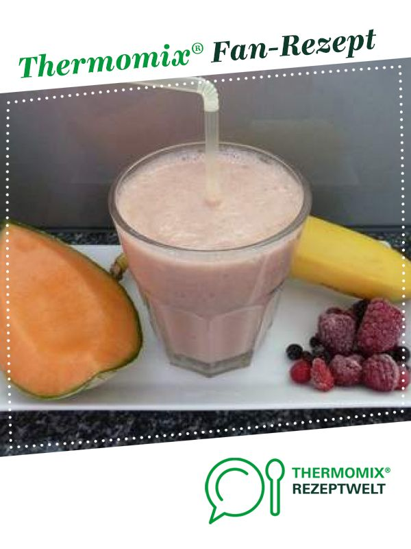 obst smoothie thermomix