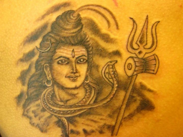 Lord Shiva Tattoo � Meaning and Designs