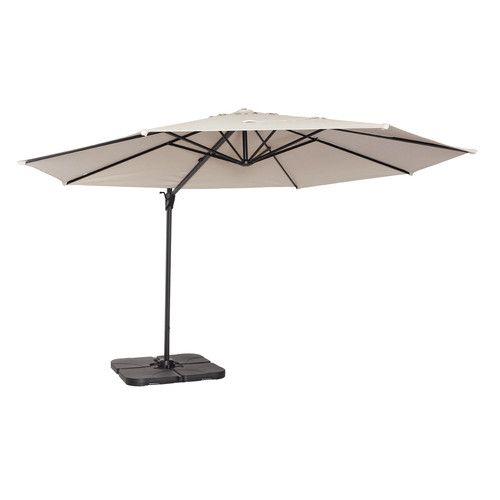 $300, Found it at Wayfair - 12' Round Cantilever Patio Umbrella