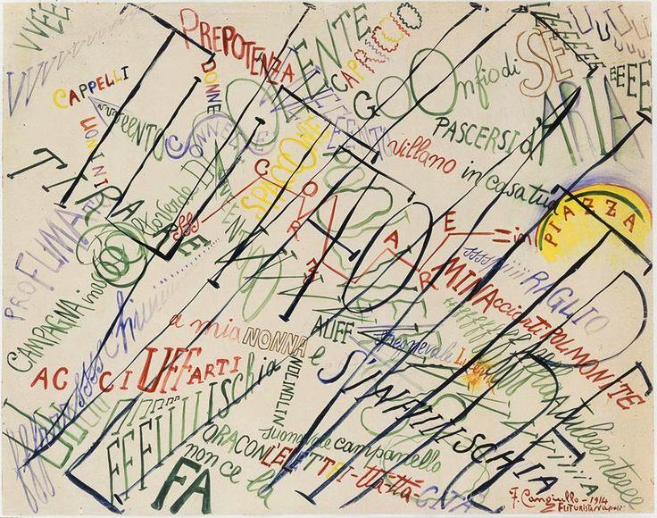 futurism_words_cangiullo_grande_folla_in_piazza_del_popolo-795457.jpg (996×785)