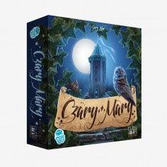Blog na wolny czas: Cube Factory of Ideas czaruje, czyli o magicznej grze Czary Mary.