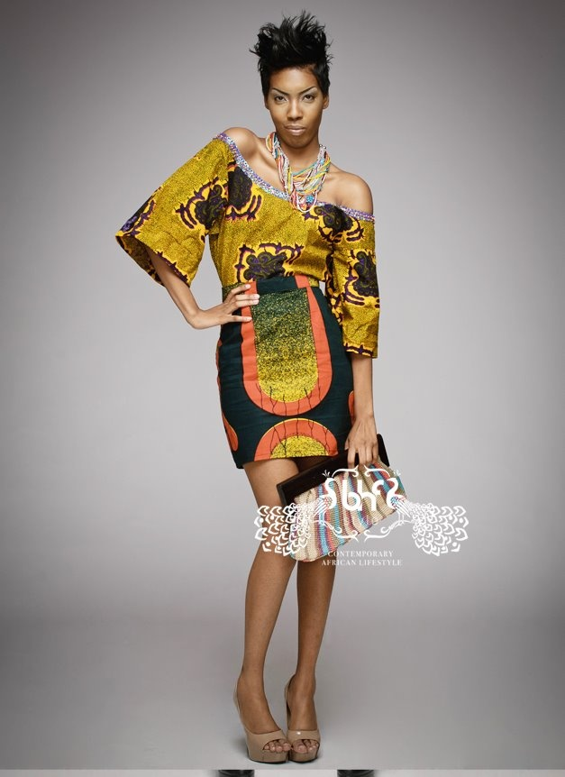 Moda Africana Bhf Magazine Frica Latest African Fashion