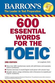 600 Essential Words for the TOEIC features: - Examples of practical English usage touch on such subjects as contracts, marketing, banking, and personnel, among many others. - Additional lessons concentrate on helping TOEIC test takers expand their English vocabulary in areas related to cultural activities, such as movies, museums, music, and art. - Each lesson presents 12 target words with definitions, used in several different contexts. - Exercises follow every lesson, and a quiz follows…