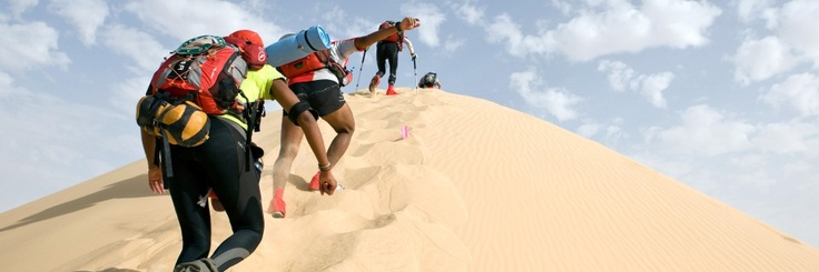 Sahara Race (Egypt) 2012 Official Website.  THE dream of my life. :)