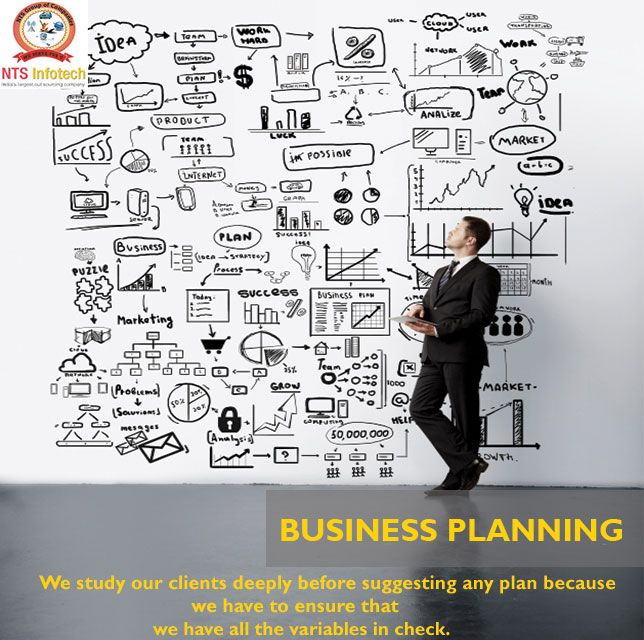 Business Planning.Please visit us- www.ntsinfotechindia.com
