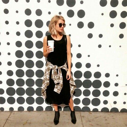Emma Roberts hair inspiration bob lob