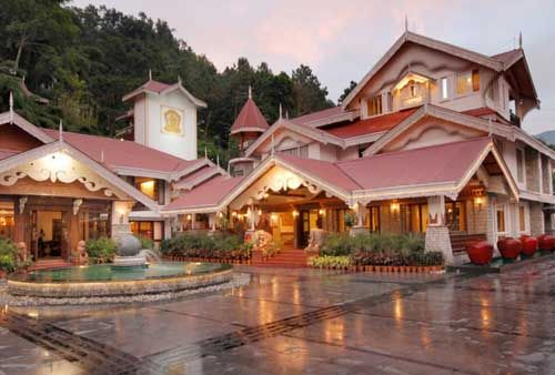 India | Gangtok – Mayfair Spa Resort