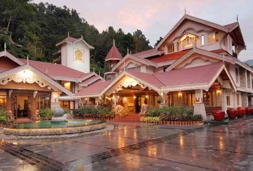 India | Gangtok – Mayfair Spa Resort