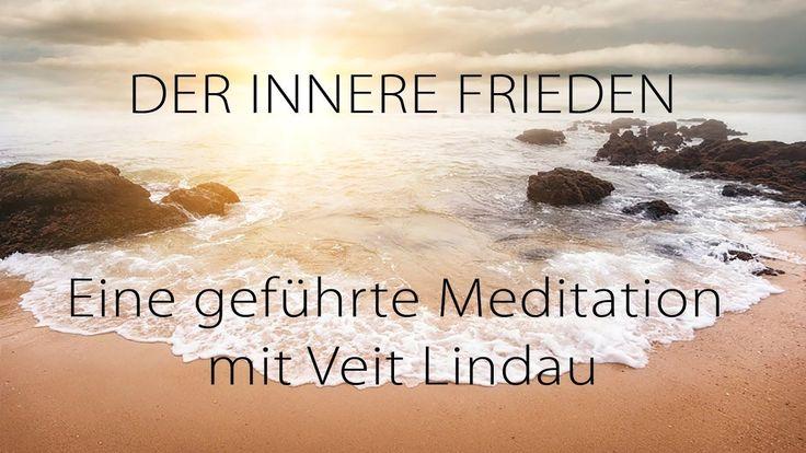 Werde frei von Angst und begrenzenden Gedanken. Geführte Meditation (Deutsch) mit Veit Lindau. Sie lädt dich dazu ein, Stress und Alltagssorgen hinter dir zu...