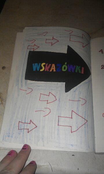 Podesłała Paulina Lala #zniszcztendziennikwszedzie #zniszcztendziennik #kerismith #wreckthisjournal #book #ksiazka #KreatywnaDestrukcja #DIY