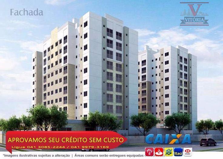 Foto link Imobiliária Curitiba -  Apartamento residencial à venda, Boqueirão, Curitiba - AP0748.